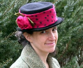 Anna Shoub Hat Junkie